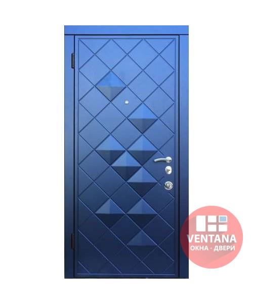 Дверь входная бронированная Армада РОМБЫ В14.9