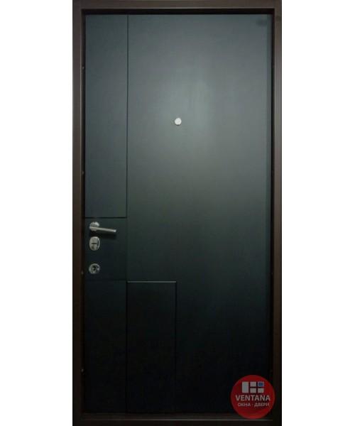 Дверь входная бронированная Армада КВАДРАТЫ КА256