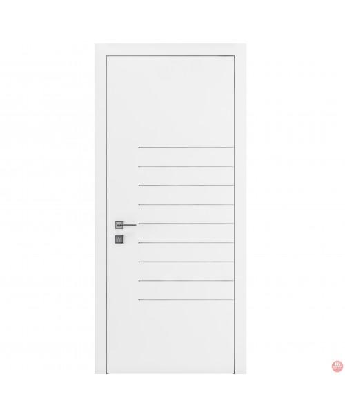 Межкомнатная дверь RODOS Фрезеровки 3