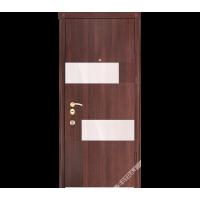 Дверь входная бронированная Страж  Стиль Glass