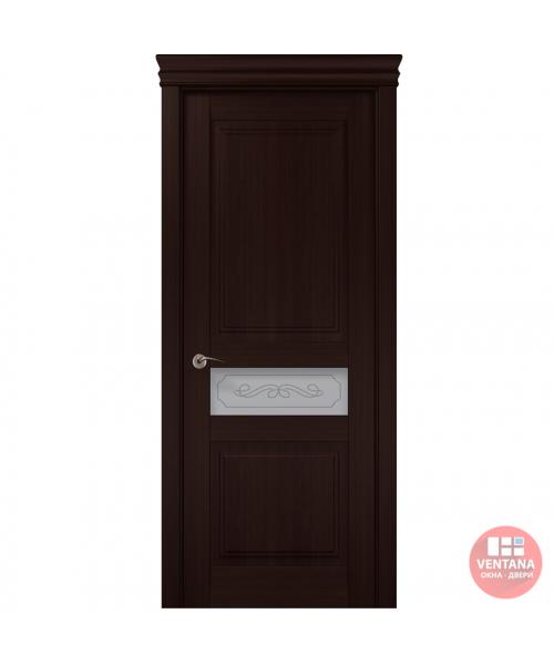 Межкомнатная дверь Папа Карло ML 13 бевелс