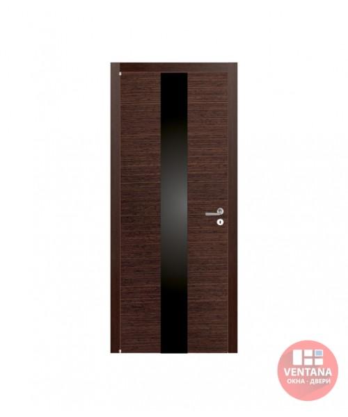 Межкомнатная дверь Comeo Porte коллекция Atlante ATLANTE RNV4 шпонированная