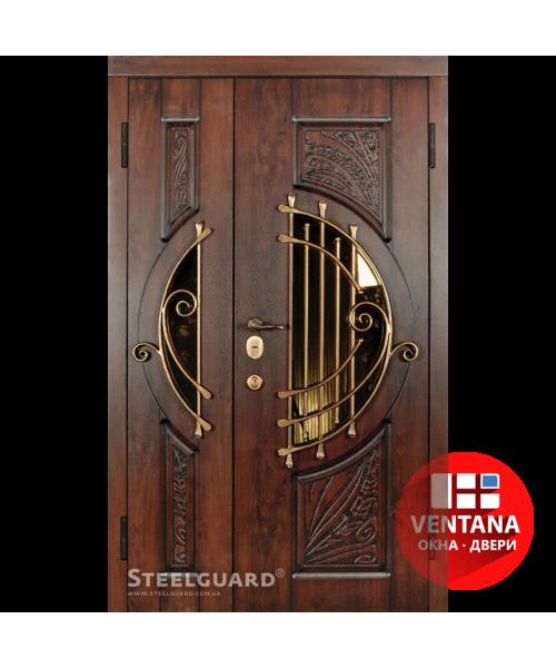 Дверь входная бронированная Steelguard Серия LARGO Soprano big