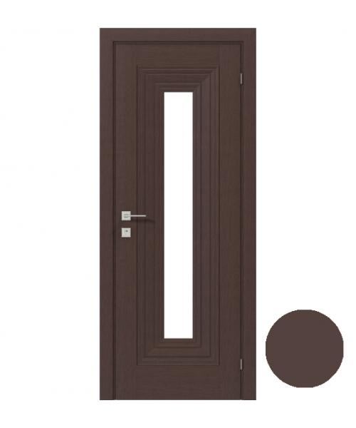 Межкомнатная дверь RODOS DIAMOND Franceska со стелом