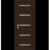 Межкомнатная дверь RODOS FRESKA Angela полустекло