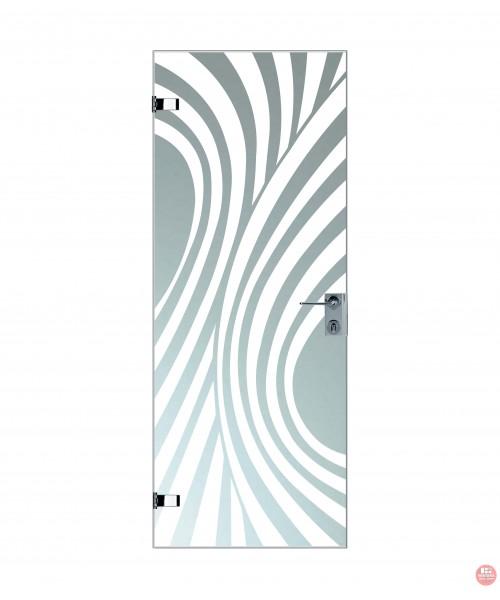 Межкомнатная дверь Architec Line коллекция Linea Sabbiato OPTIC