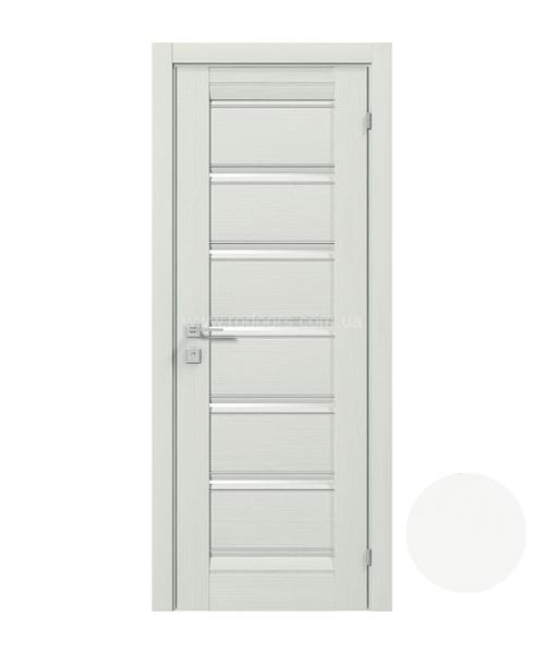 Межкомнатная дверь RODOS Fresca Santi со стеклом