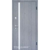 Дверь входная бронированная Steelguard Серия RESISTE AV-1 Grey