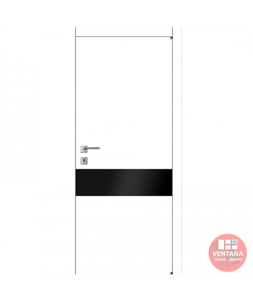 Межкомнатная дверь Ваши двери Серия Авангард A2 1S