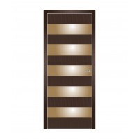 Межкомнатная дверь Architec Line коллекция Tekna Orizzontale TALO V8