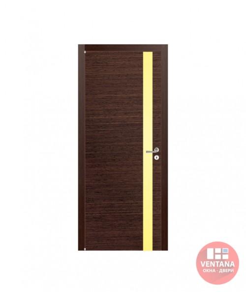 Межкомнатная дверь Comeo Porte коллекция Atlante ATLANTE RNV5 шпонированная