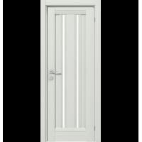 Межкомнатная дверь RODOS FRESKA Mikela полустекло