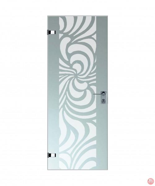 Межкомнатная дверь Architec Line коллекция Linea Sabbiato ZOE