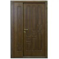 Дверь входная бронированная Portala полуторные Геометрика
