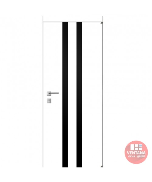 Межкомнатная дверь Ваши двери Серия Авангард A3 4S