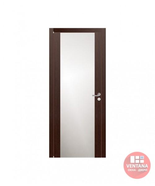 Межкомнатная дверь Comeo Porte коллекция Atlante ATLANTE RNV2 шпонированная
