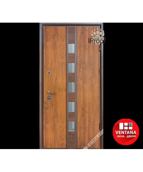 Дверь входная бронированная Страж коллекция  Stability Proof Riva