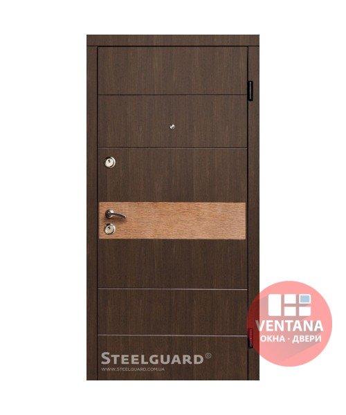 Дверь входная бронированная Steelguard Серия RESISTE Orlando