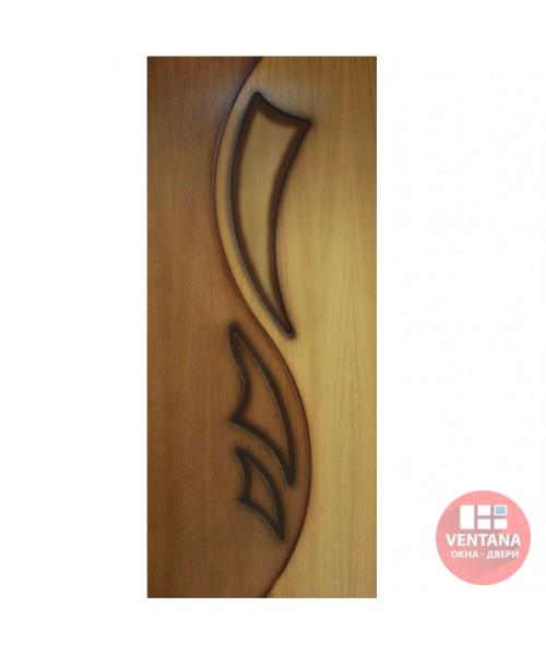 Межкомнатная дверь ОМиС Лилия 2 ПГ