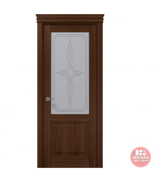 Межкомнатная дверь Папа Карло ML 11 бевелс