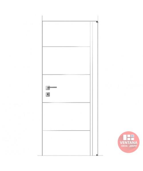 Межкомнатная дверь Ваши двери Серия Авангард A7.2.M