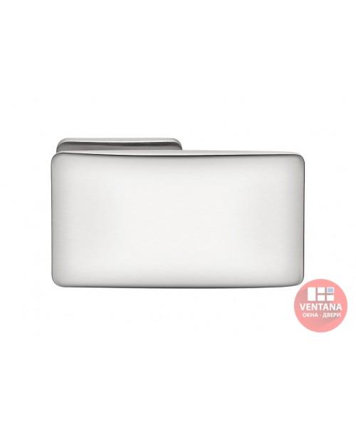 Фурнитура COLOMBO Design Дверная ручка BOLD PT15 RSB матовый хром R Ф/З