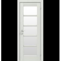 Межкомнатная дверь RODOS FRESKA Ferrari со стеклом