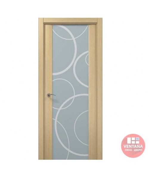 Межкомнатная дверь Папа Карло ML 05 арт