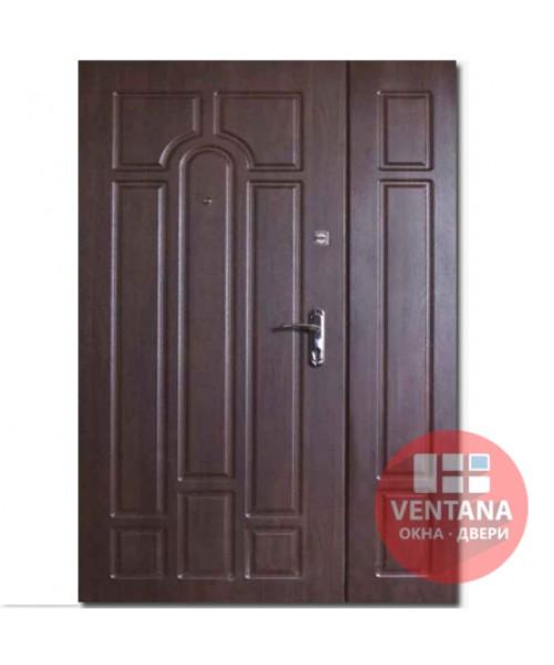 Дверь входная бронированная Portala  полуторные  Арка
