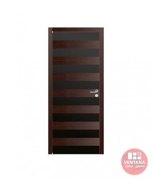 Межкомнатная дверь Comeo Porte коллекция Atlante ATLANTE RNV9 шпонированная