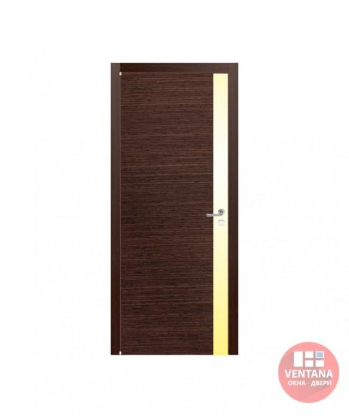 Межкомнатная дверь Comeo Porte коллекция Atlante ATLANTE RNV1 шпонированная