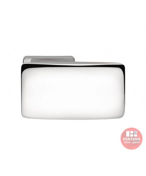 Фурнитура COLOMBO Design Дверная ручка BOLD PT15 RSB хром R Ф/З