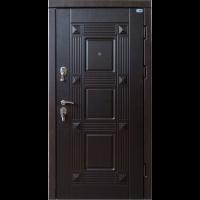 Дверь входная бронированная VERY DVERI Квадро венге (серия «ВИП+»)