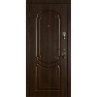Дверь входная бронированная VERY DVERI Vip + Классика темный орех
