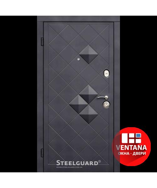 Дверь входная бронированная Steelguard Серия MAXIMA Luxor