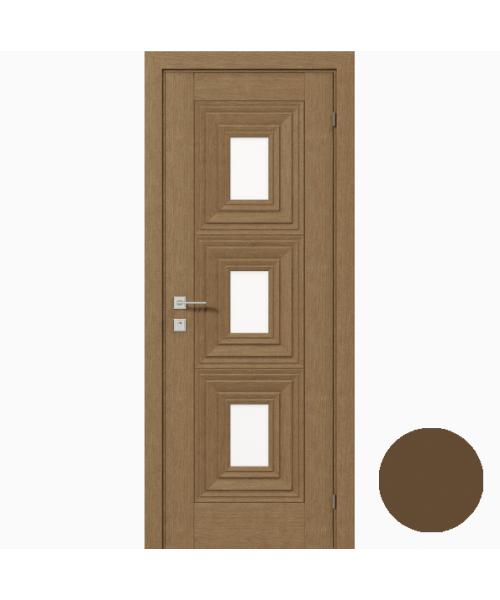 Межкомнатная дверь RODOS DIAMOND Berita со стеклом