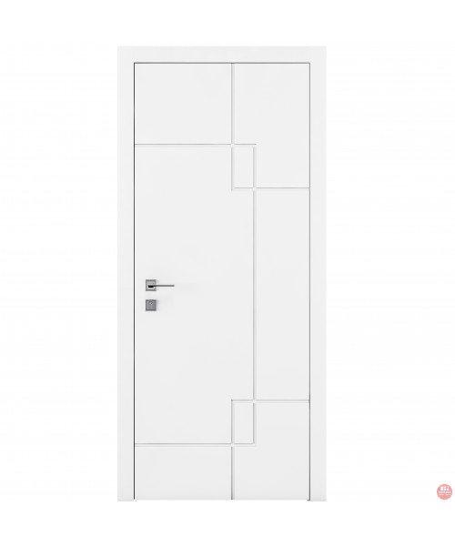 Межкомнатная дверь RODOS Фрезеровки 6
