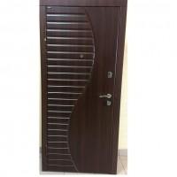 Дверь входная бронированная Portala серии Стандарт Волна