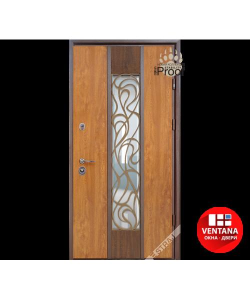 Дверь входная бронированная Страж коллекция  Stability Proof Невада Proof