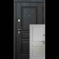 Дверь входная бронированная VERY DVERI Прайм 3-Д венге (серия «Элит»)
