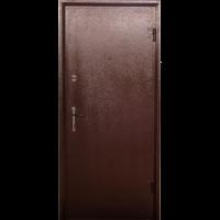Дверь входная бронированная VERY DVERI Арка металл/МДФ (серия «Эконом»)