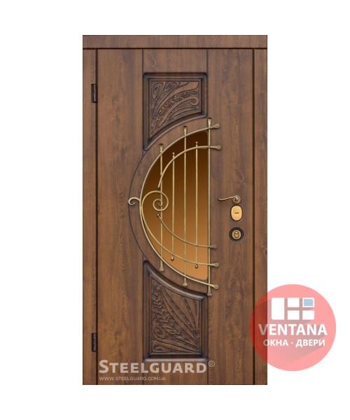 Дверь входная бронированная Steelguard Серия FORTE Soprano
