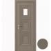 Межкомнатная дверь RODOS DIAMOND Berita с 1 стеклом