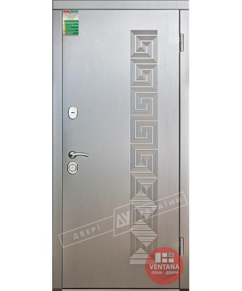 Дверь входная бронированная Двери Украины серия БС КАПРИЗ