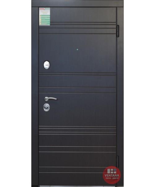 Дверь входная бронированная Двери Украины серия СИТИ  ЛАЙН