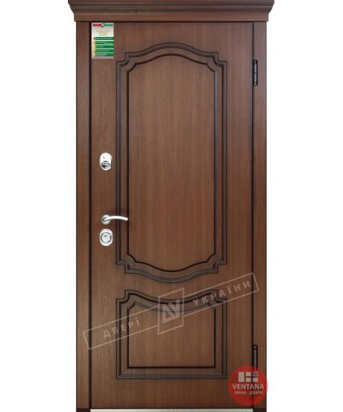 Дверь входная бронированная Двери Украины серия БС МИЛЕНА