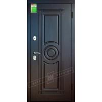 Дверь входная бронированная Двери Украины серия СИТИ ПАРИС