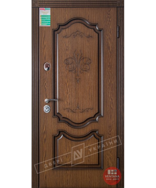 Дверь входная бронированная Двери Украины серия БС ПРЕСТИЖ