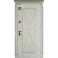Дверь входная бронированная Двери Украины серия БС ПРОВАНС декор 1