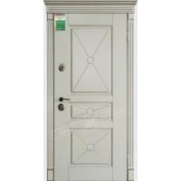 Дверь входная бронированная Двери Украины серия БС ПРОВАНС декор 3